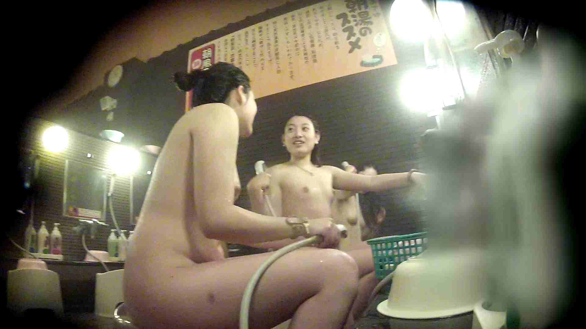 ハメ撮り|洗い場!お二人とも清楚でお美しいでございます。|怪盗ジョーカー