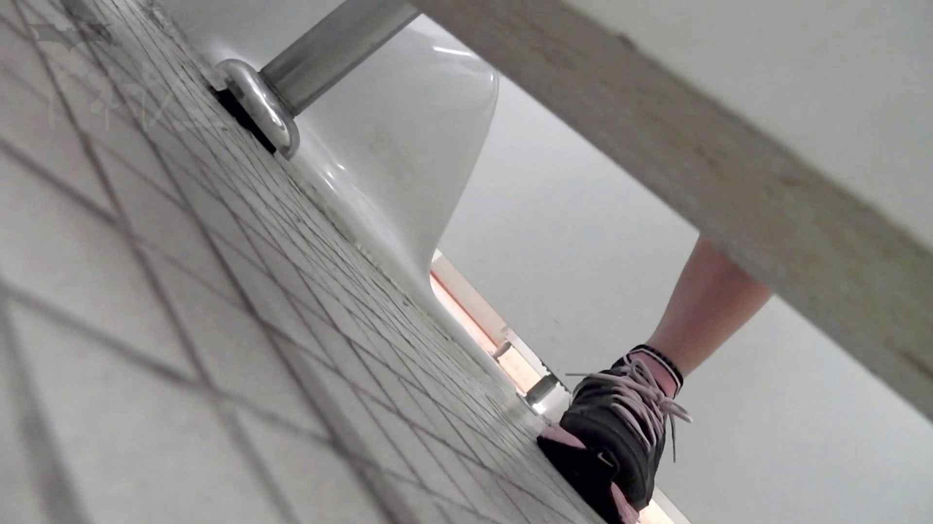 ハメ撮り|第三体育館潜入撮File015 「進化」の最後に登場した美人がついに入室!|のぞき本舗 中村屋
