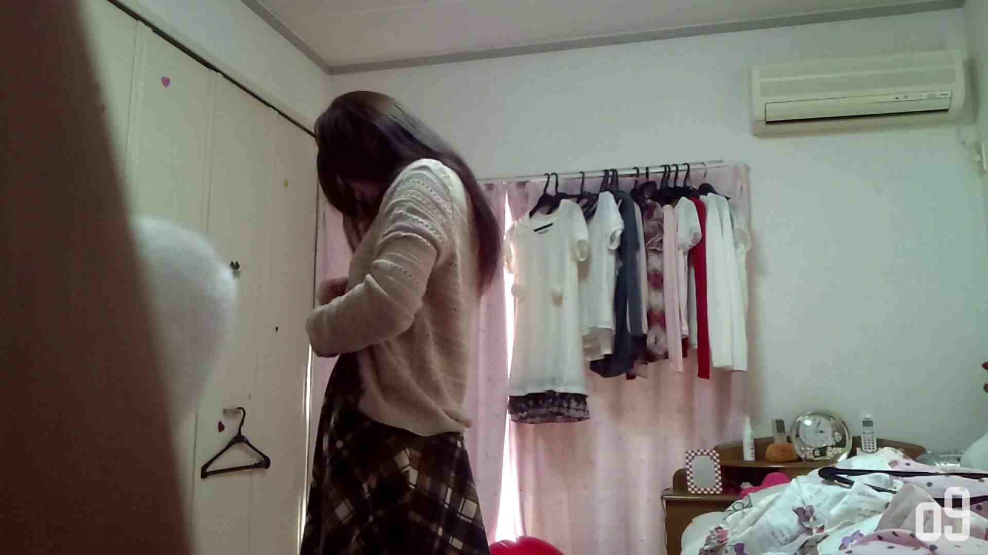 ハメ撮り|vol.2 瑞希ちゃんの自宅公開!寝起きの着替え・・・ラリルそー|大奥