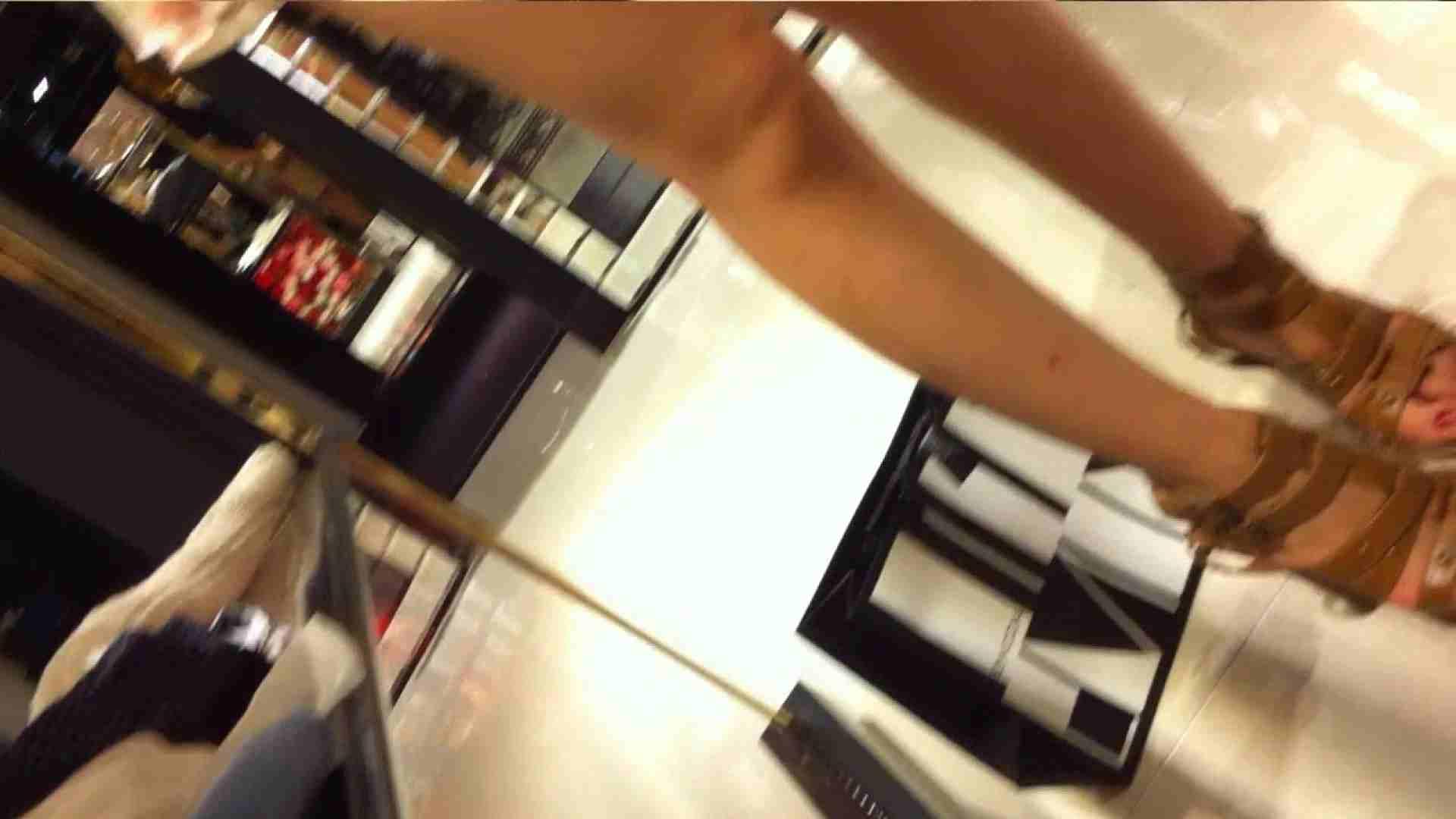 可愛いカリスマ店員限定‼胸チラ&パンチラ vol.20 チラ 盗み撮り動画 73画像 39