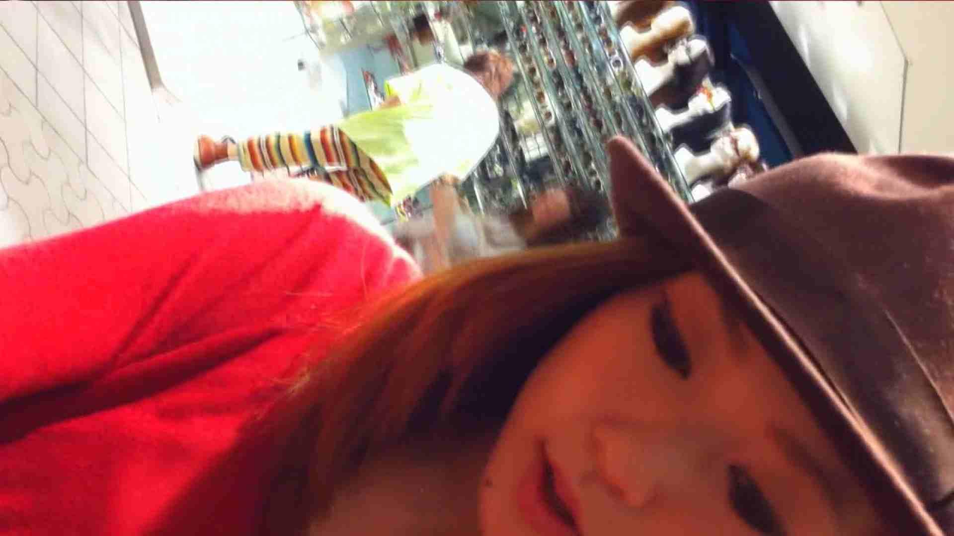 可愛いカリスマ店員限定‼胸チラ&パンチラ vol.23 パンチラのぞき スケベ動画紹介 98画像 33