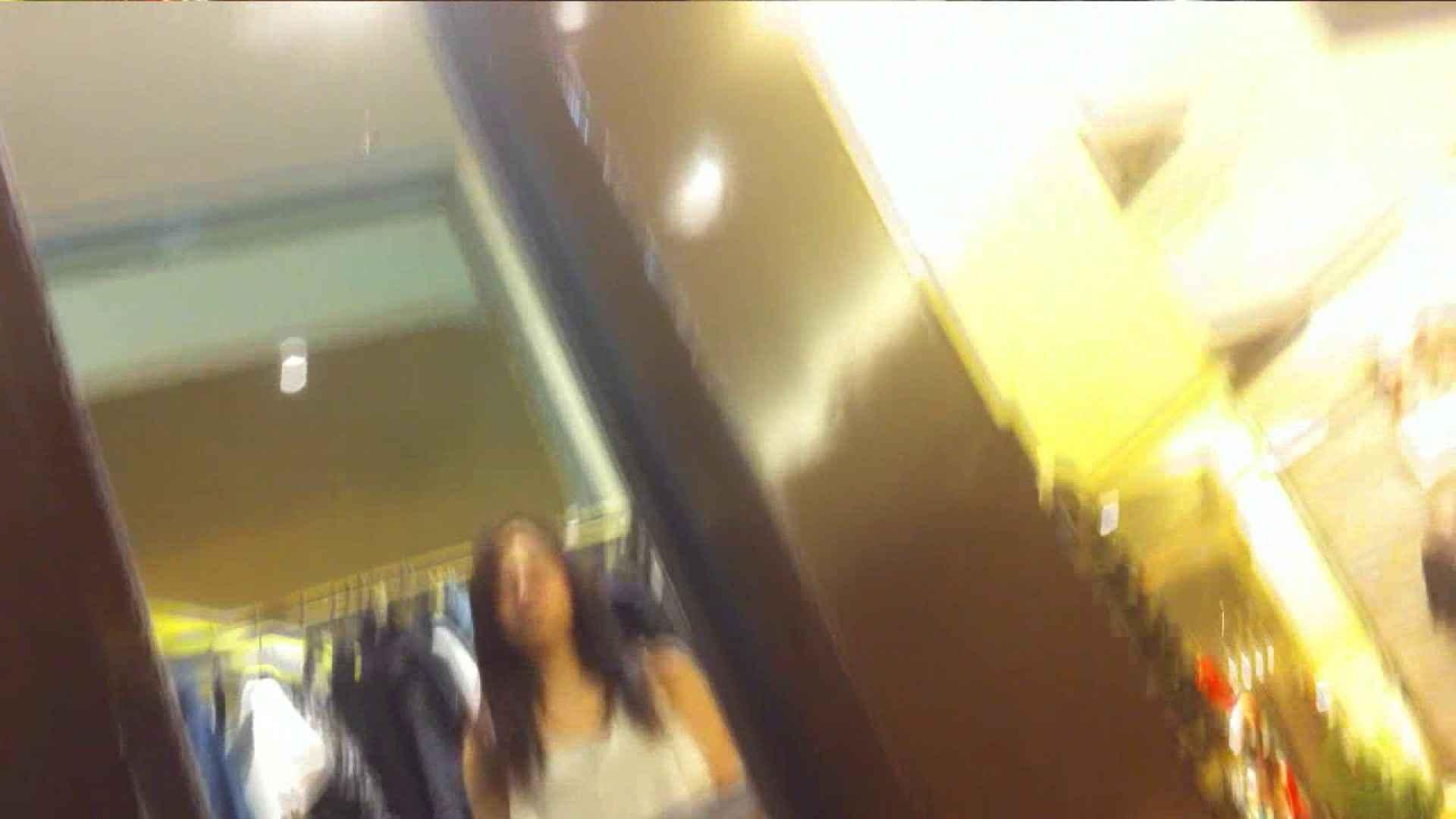 vol.40 美人アパレル胸チラ&パンチラ もっこりパンチラ! エロティックなOL 盗み撮り動画 91画像 2