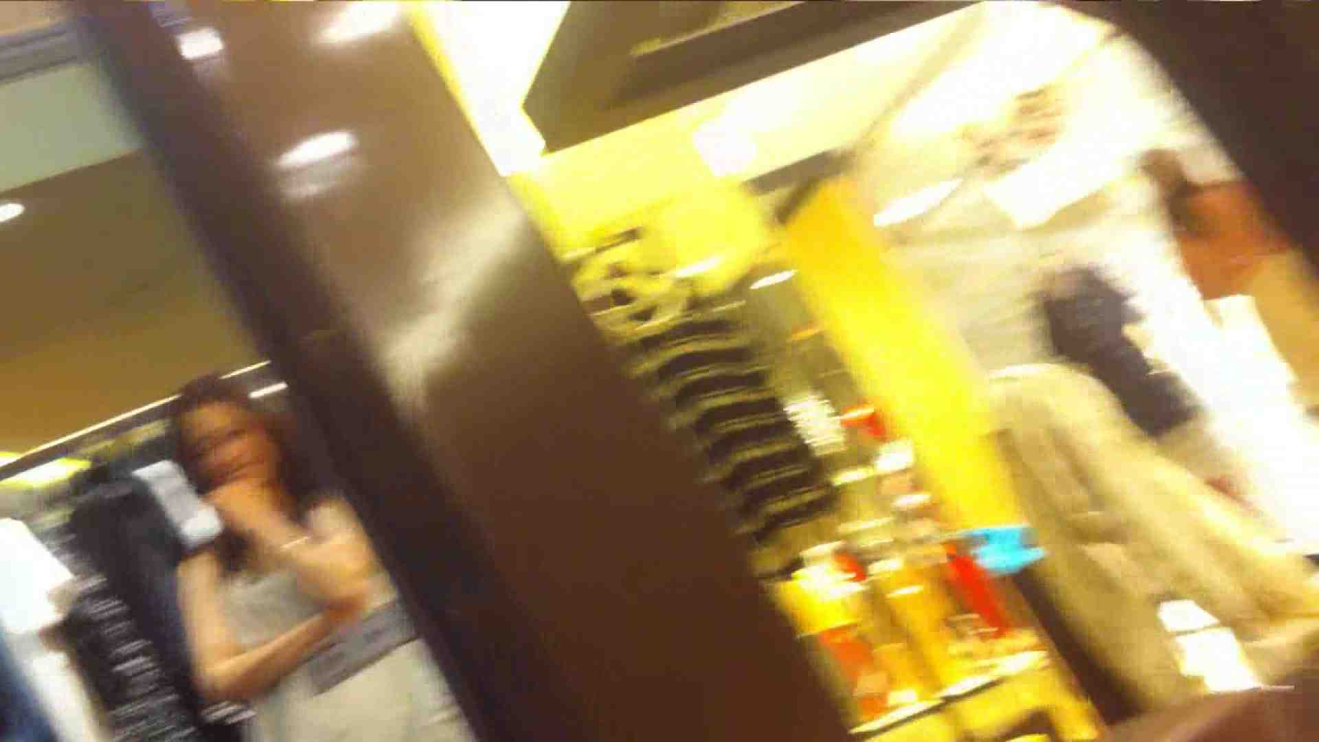 vol.40 美人アパレル胸チラ&パンチラ もっこりパンチラ! 胸チラ エロ画像 91画像 17