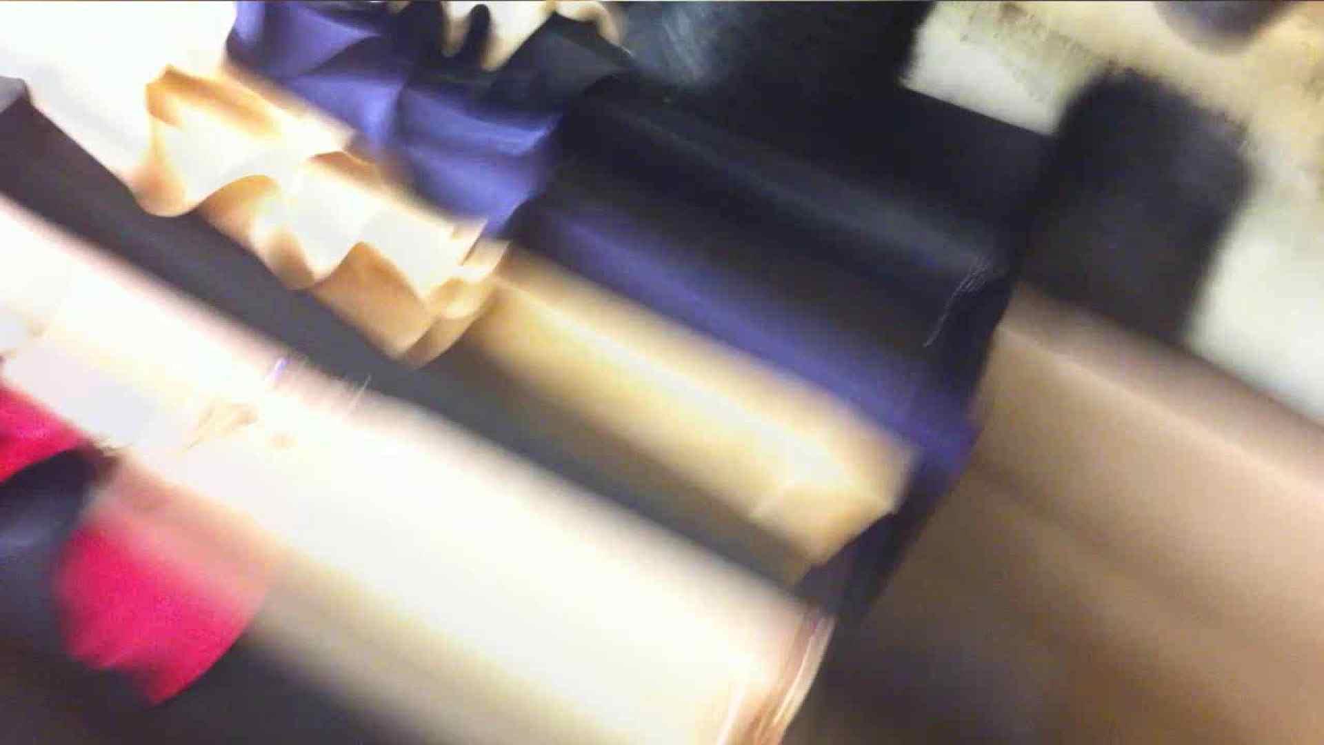 vol.40 美人アパレル胸チラ&パンチラ もっこりパンチラ! エロティックなOL 盗み撮り動画 91画像 80