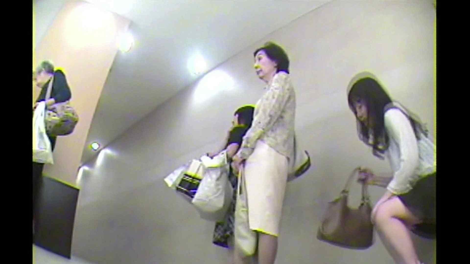 お漏らし寸前デパトイレ盗撮!Vol.02 洗面所はめどり AV無料 80画像 3