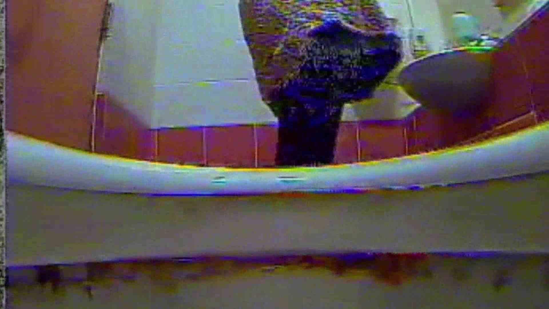 キレカワ女子大生の秘密の洗面所!Vol.049 バックショット のぞき動画キャプチャ 102画像 94