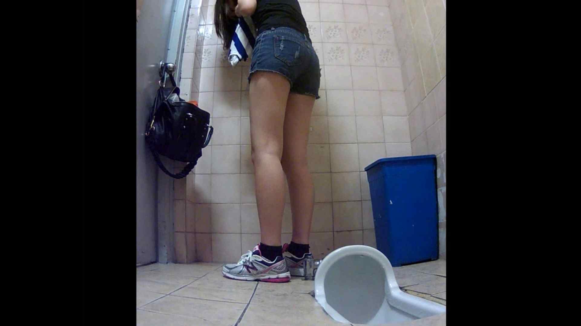 潜入!!韓国秘密のトイレ!Vol.06 女子トイレ おまんこ動画流出 68画像 54