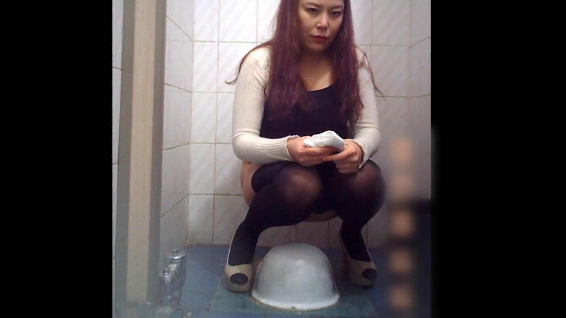 潜入!!韓国秘密のトイレ!Vol.11 エロティックなOL  62画像 25