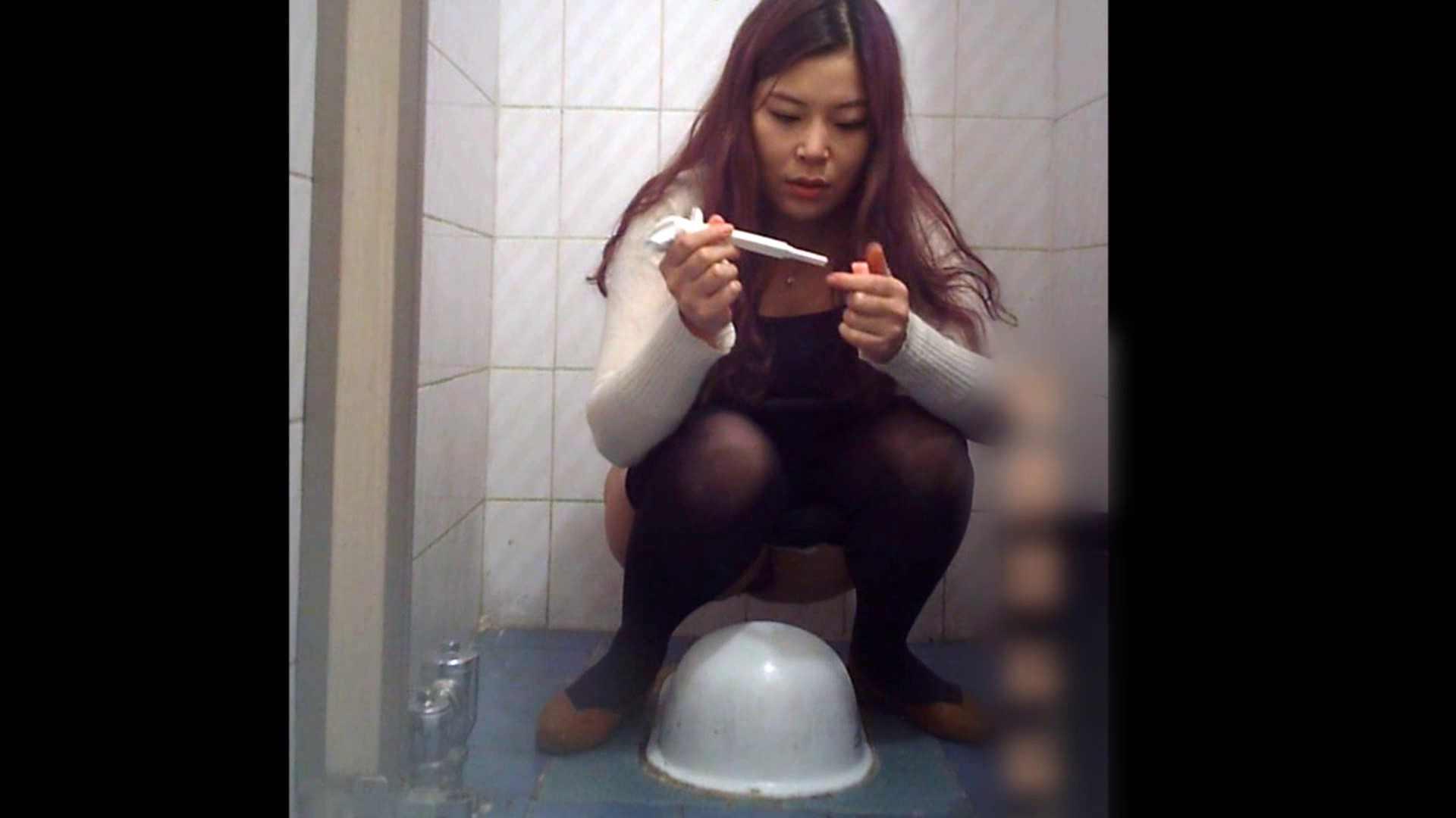 潜入!!韓国秘密のトイレ!Vol.11 エロティックなOL   洗面所はめどり  62画像 31