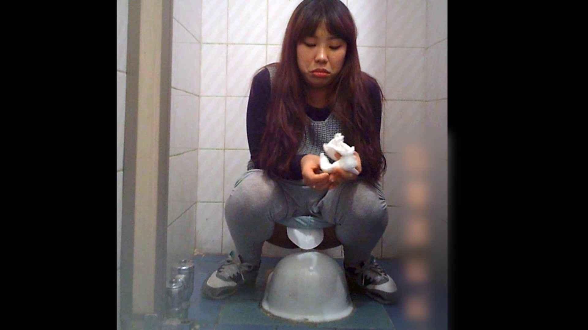 潜入!!韓国秘密のトイレ!Vol.11 エロティックなOL  62画像 45