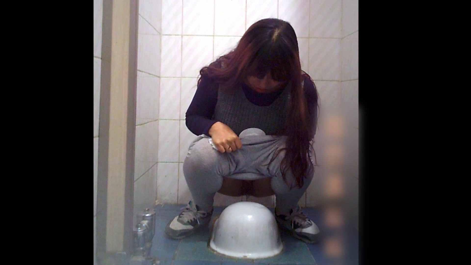潜入!!韓国秘密のトイレ!Vol.11 エロティックなOL   洗面所はめどり  62画像 51