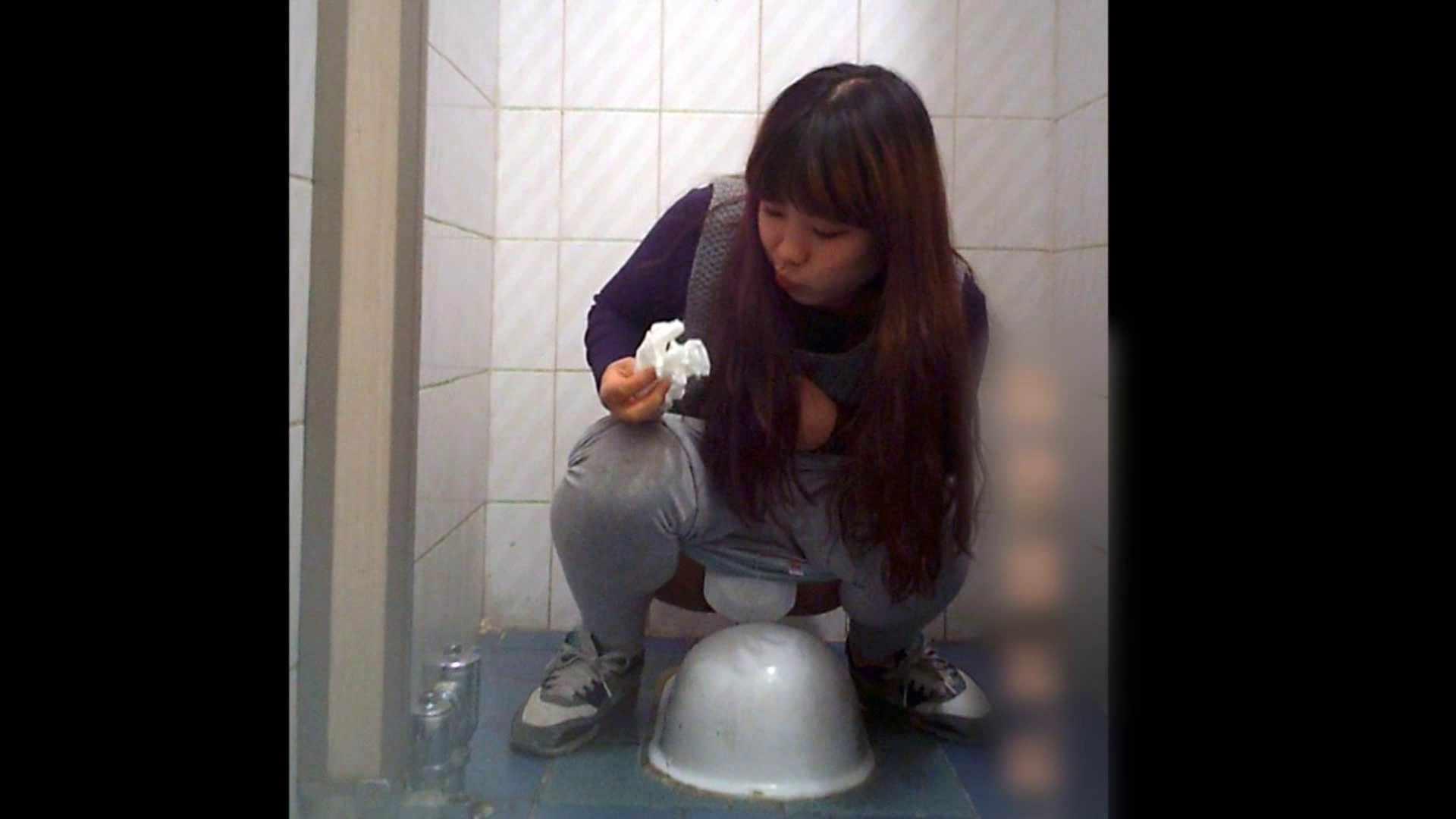 潜入!!韓国秘密のトイレ!Vol.11 エロティックなOL   洗面所はめどり  62画像 61