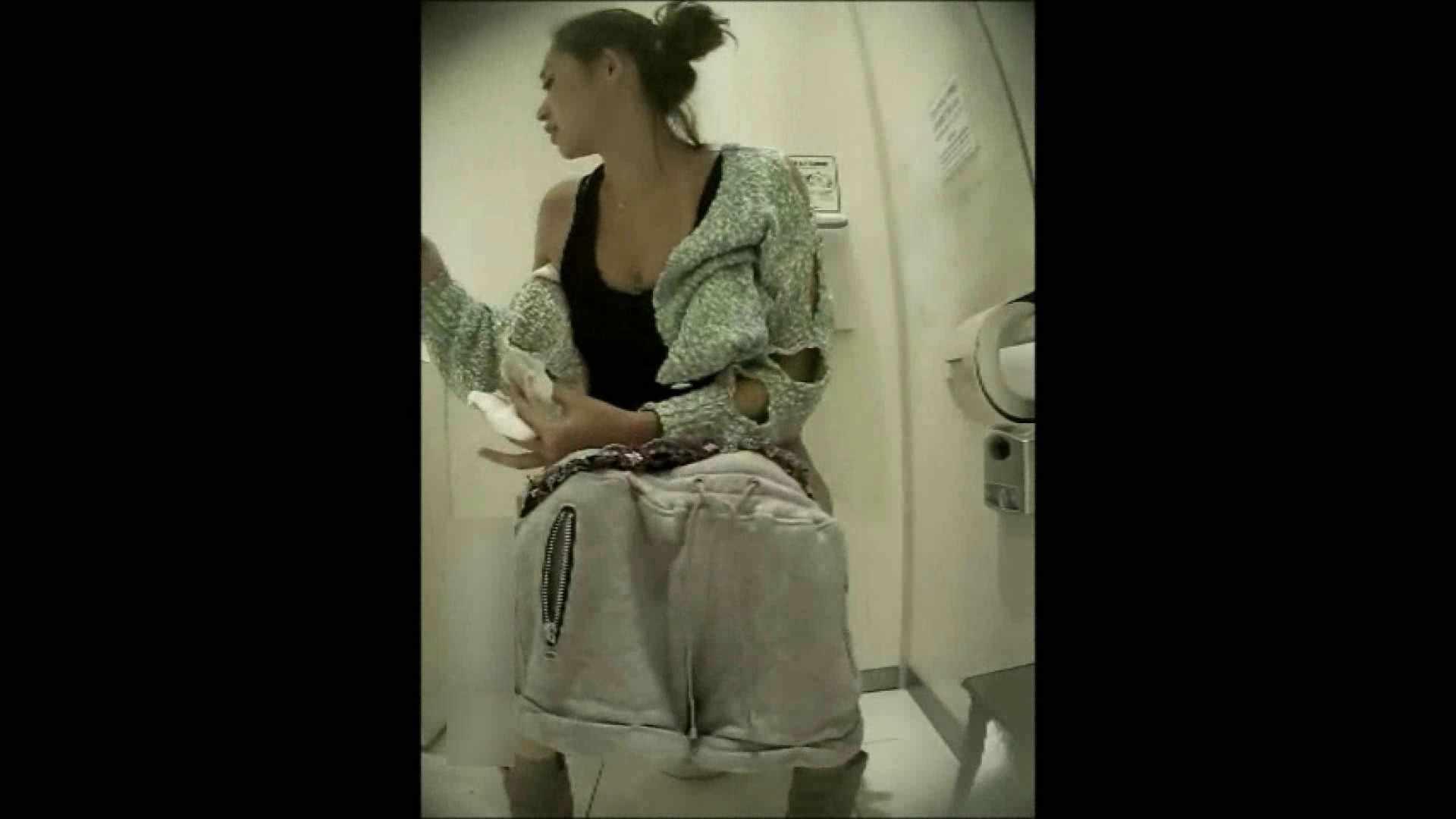 洗面所盗撮~隣の美人お姉さんVol.14 レディのうんこ 性交動画流出 57画像 20