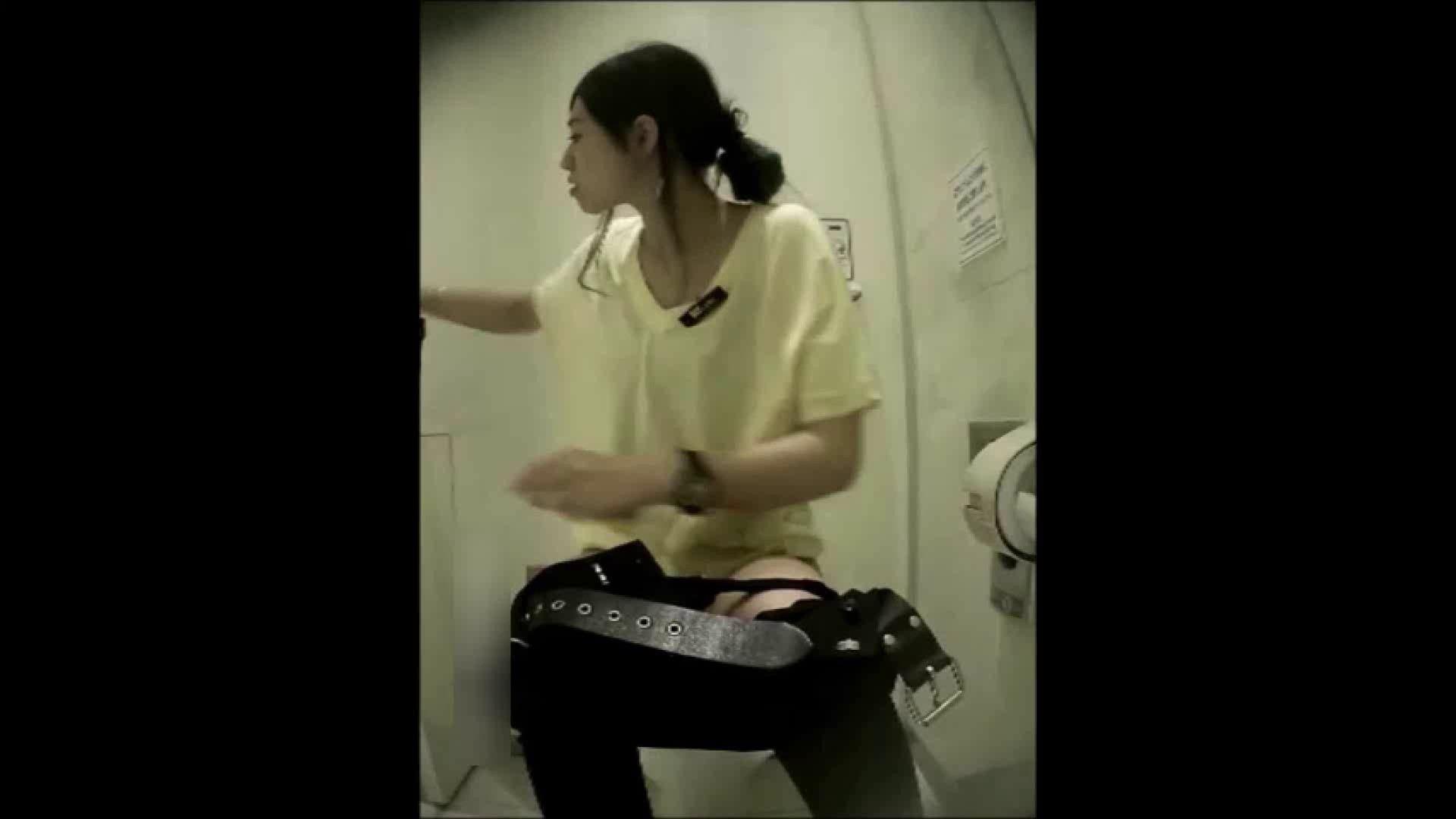 洗面所盗撮~隣の美人お姉さんVol.16 エロティックなOL おまんこ無修正動画無料 63画像 9