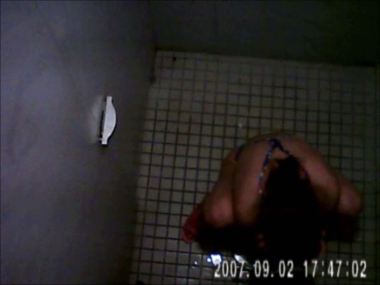 水泳大会選手の聖水 vol.028 洗面所はめどり   水着  89画像 28