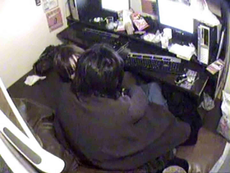 インターネットカフェの中で起こっている出来事 vol.003 カップル盗撮 | エロティックなOL  81画像 1