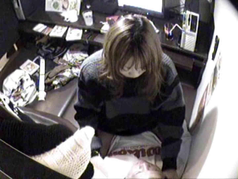 インターネットカフェの中で起こっている出来事 vol.012 エロティックなOL | プライベート  94画像 61