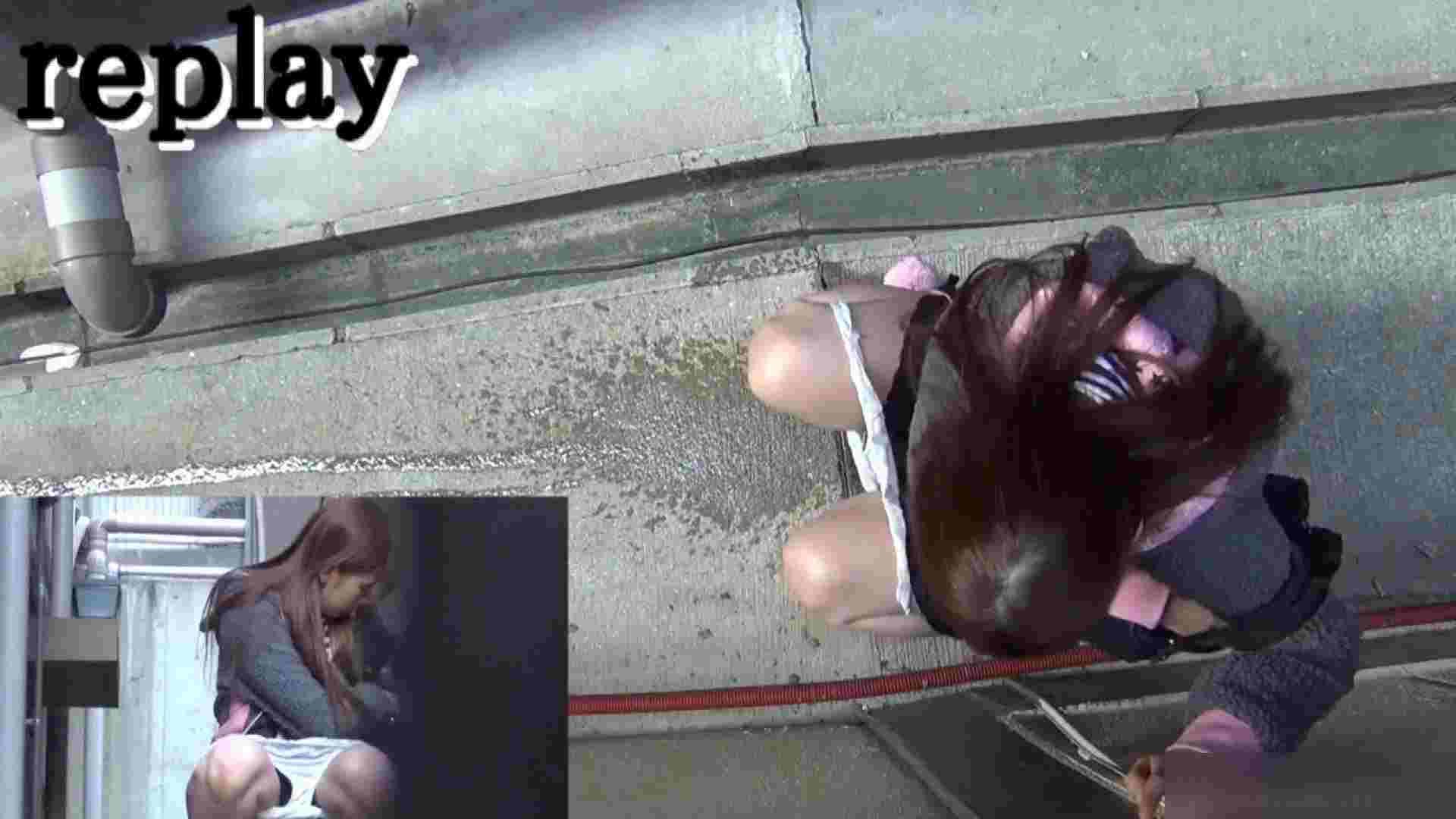 屋外トイレっと!Vol.05 洗面所はめどり   お姉さんのヌード  67画像 31