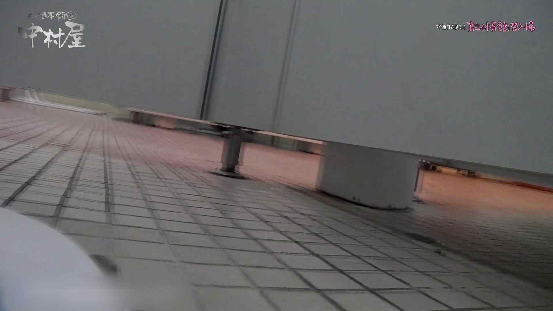 第三体育館File044長身のバレー部員が目の前の個室に入ってくれました。前編 女子トイレ  60画像 26