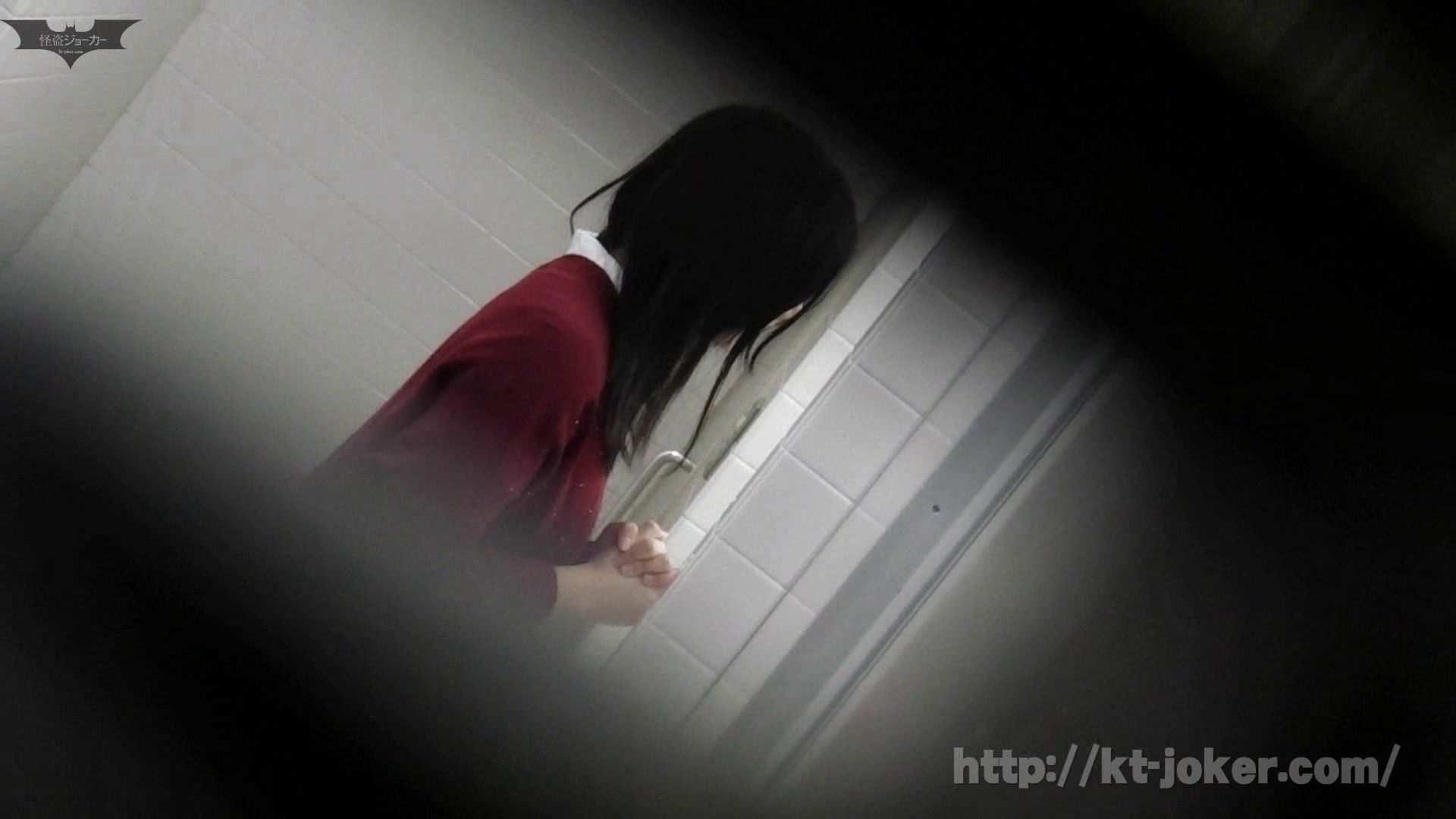 命がけ潜伏洗面所! vol.56 ピンチ!!「鏡の前で祈る女性」にばれる危機 洗面所はめどり | プライベート  57画像 7