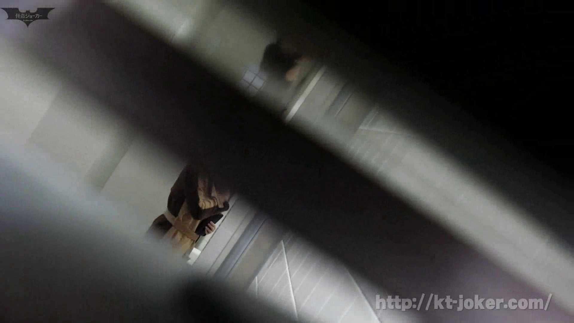命がけ潜伏洗面所! vol.56 ピンチ!!「鏡の前で祈る女性」にばれる危機 洗面所はめどり  57画像 39