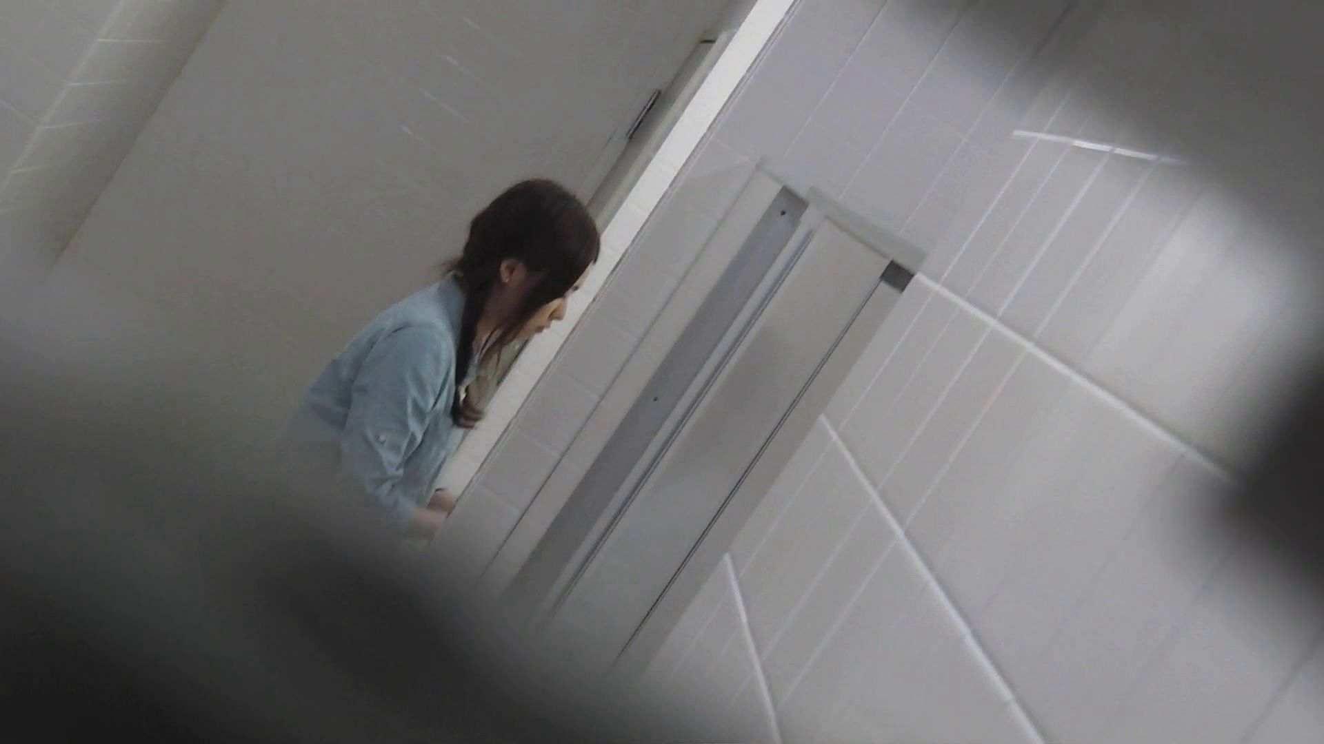 vol.08 命がけ潜伏洗面所! 黒ストッキングが流行りです。 エロティックなOL  64画像 40