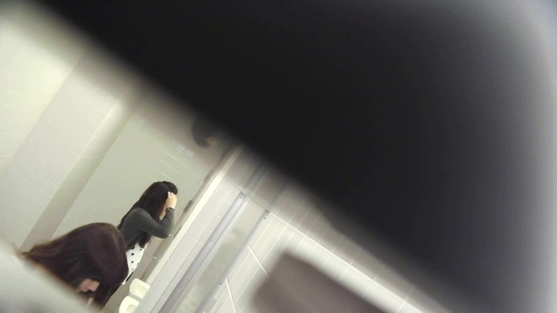 vol.10 命がけ潜伏洗面所! バックからヒクヒク。 潜入 盗み撮り動画 96画像 67