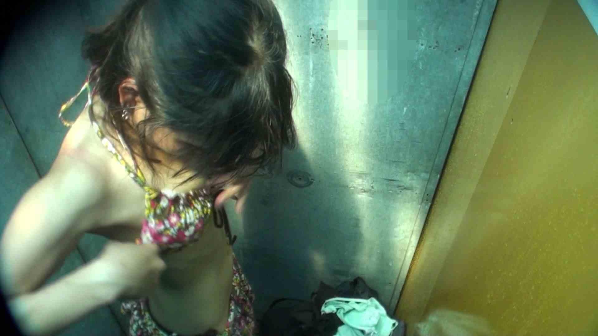 シャワールームは超!!危険な香りVol.16 意外に乳首は年増のそれ 脱衣所の着替え えろ無修正画像 105画像 48