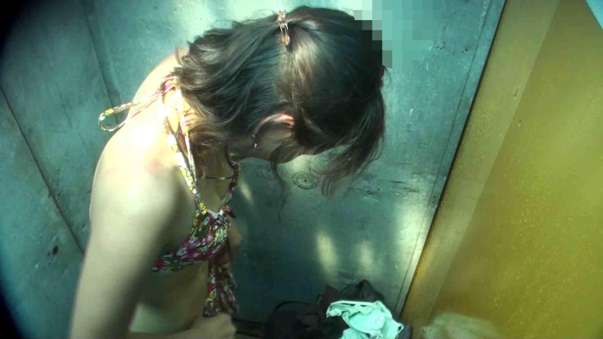 シャワールームは超!!危険な香りVol.16 意外に乳首は年増のそれ 高画質モード セックス画像 105画像 49