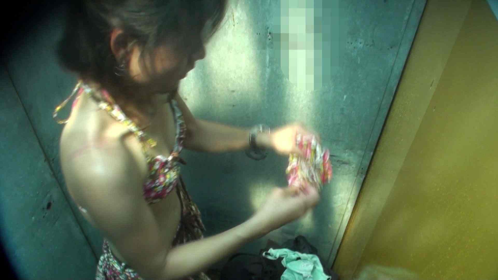 シャワールームは超!!危険な香りVol.16 意外に乳首は年増のそれ 脱衣所の着替え えろ無修正画像 105画像 58