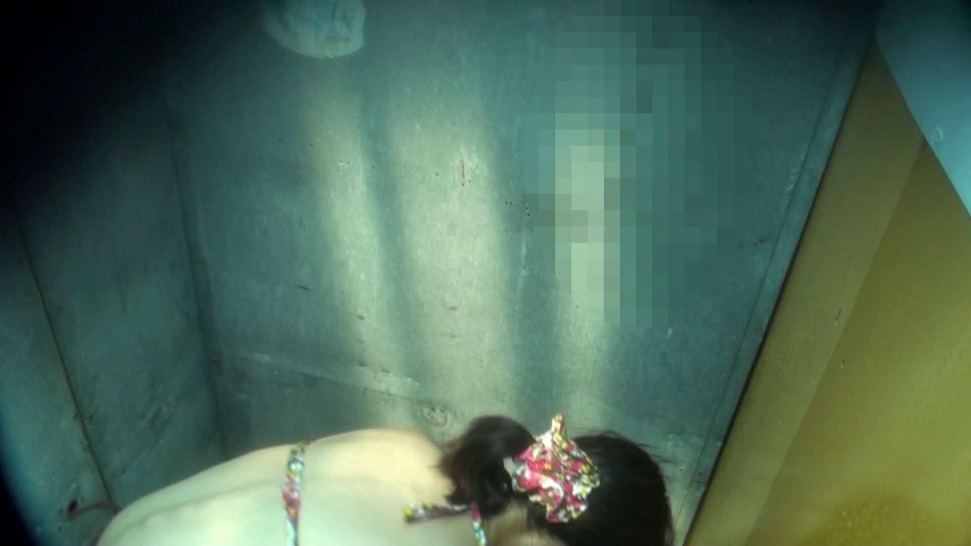 ハメ撮り|シャワールームは超!!危険な香りVol.16 意外に乳首は年増のそれ|ピープフォックス(盗撮狐)