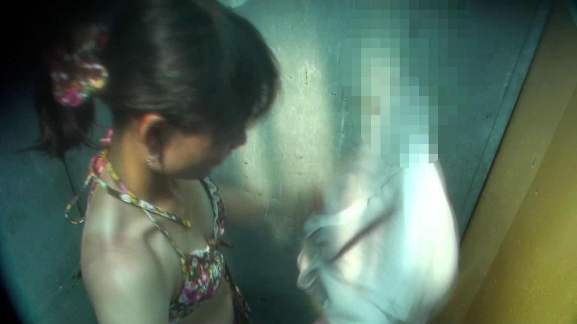 シャワールームは超!!危険な香りVol.16 意外に乳首は年増のそれ 脱衣所の着替え えろ無修正画像 105画像 98