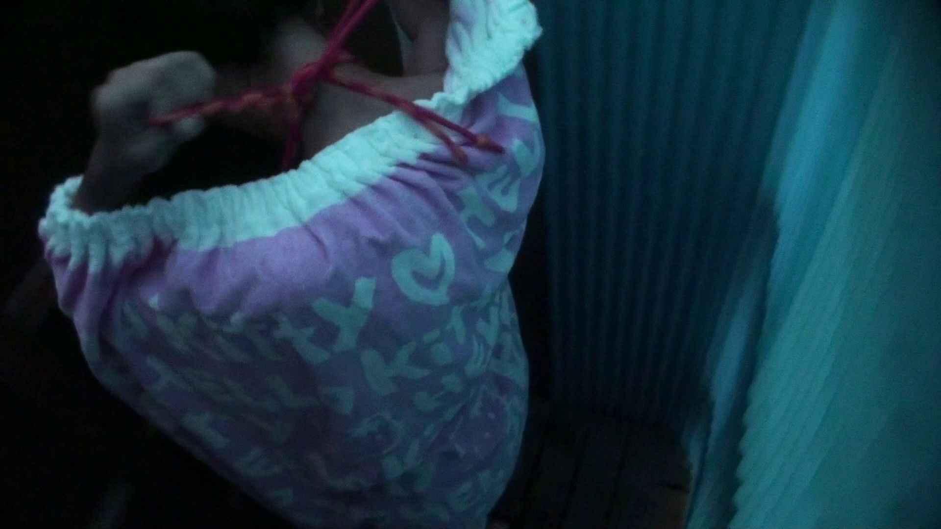 シャワールームは超!!危険な香りVol.26 大学生風美形ギャル 暗さが残念! ギャルのエロ動画  95画像 28