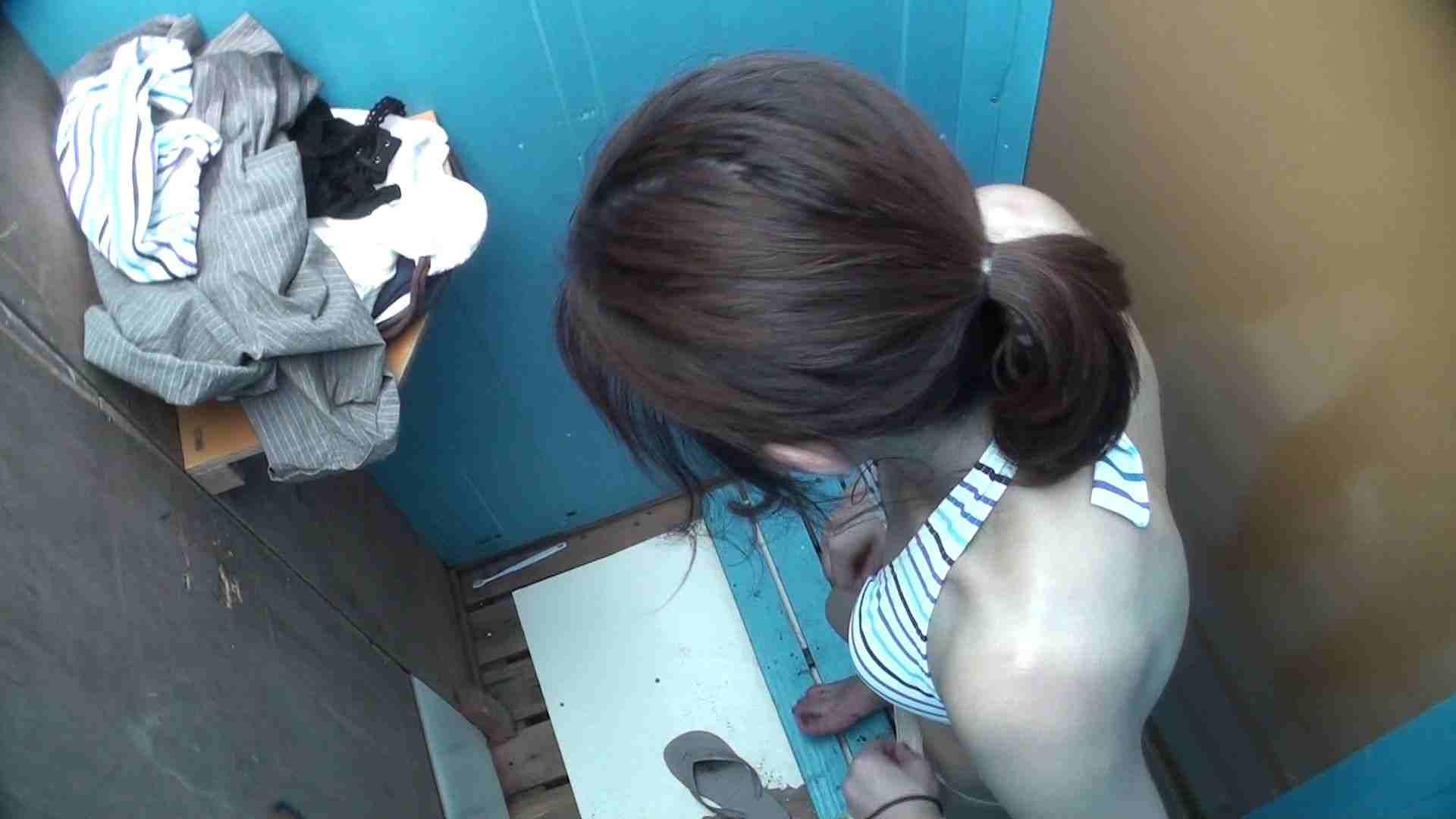 シャワールームは超!!危険な香りVol.27 乳首は一瞬貧乳姉さん 高画質モード ヌード画像 91画像 23