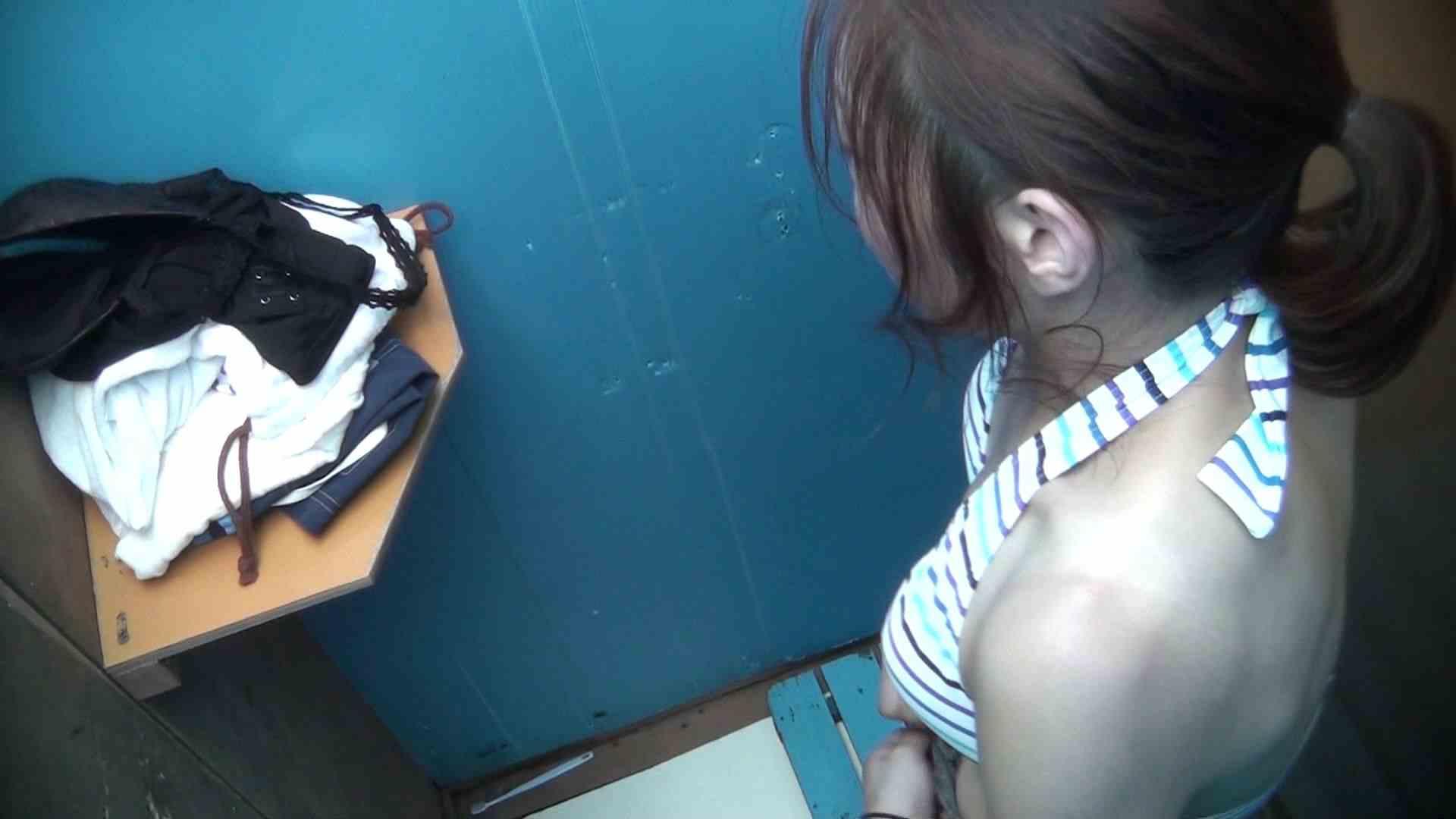 シャワールームは超!!危険な香りVol.27 乳首は一瞬貧乳姉さん 脱衣所の着替え ヌード画像 91画像 70