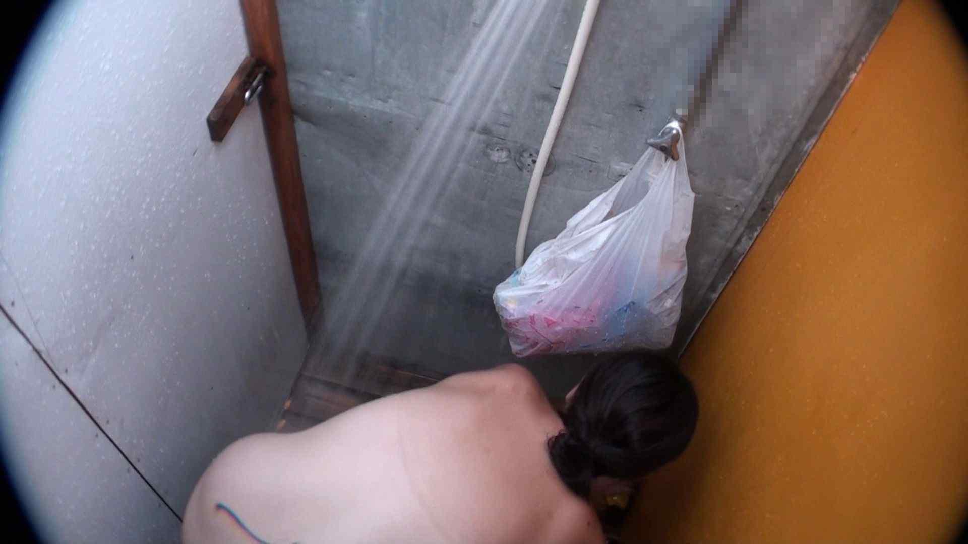 ハイビジョンシャワールームは超!!危険な香りVol.31 清楚なママのパンツはティーバック 脱衣所の着替え  103画像 54