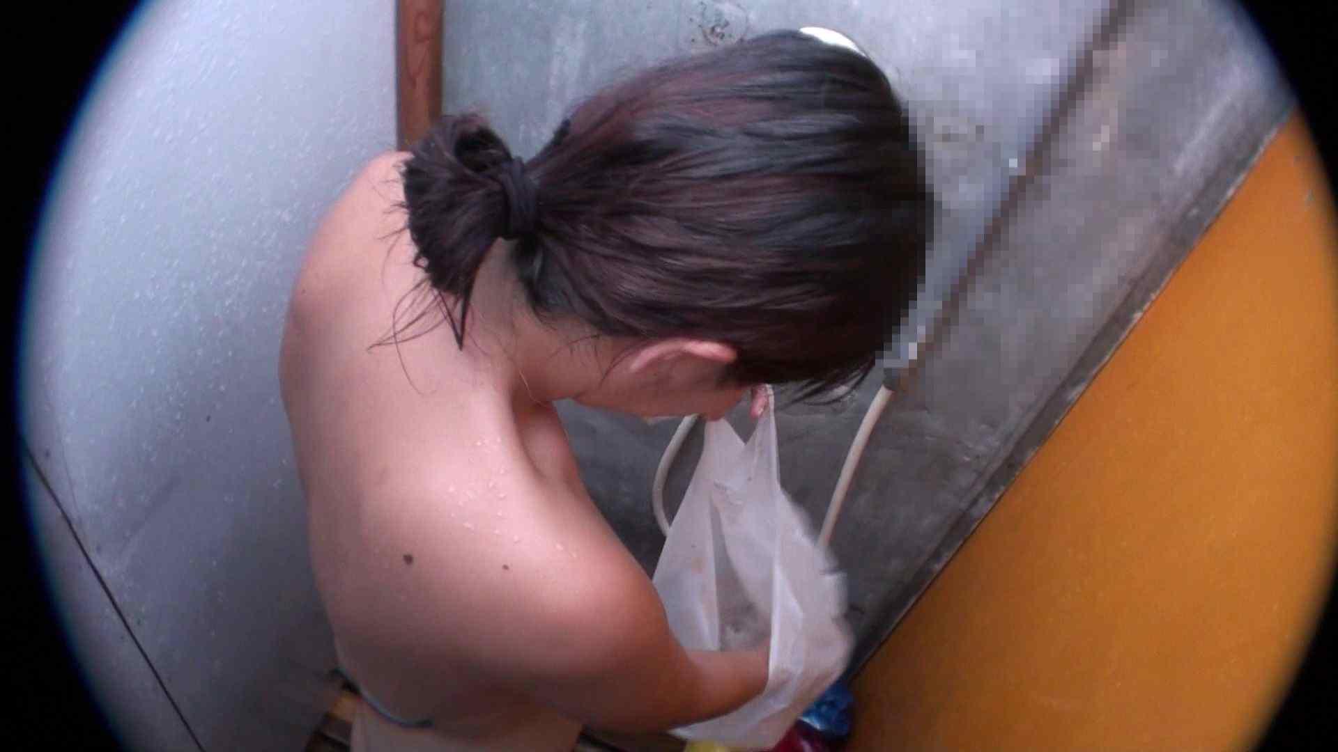 ハイビジョンシャワールームは超!!危険な香りVol.31 清楚なママのパンツはティーバック 脱衣所の着替え  103画像 84