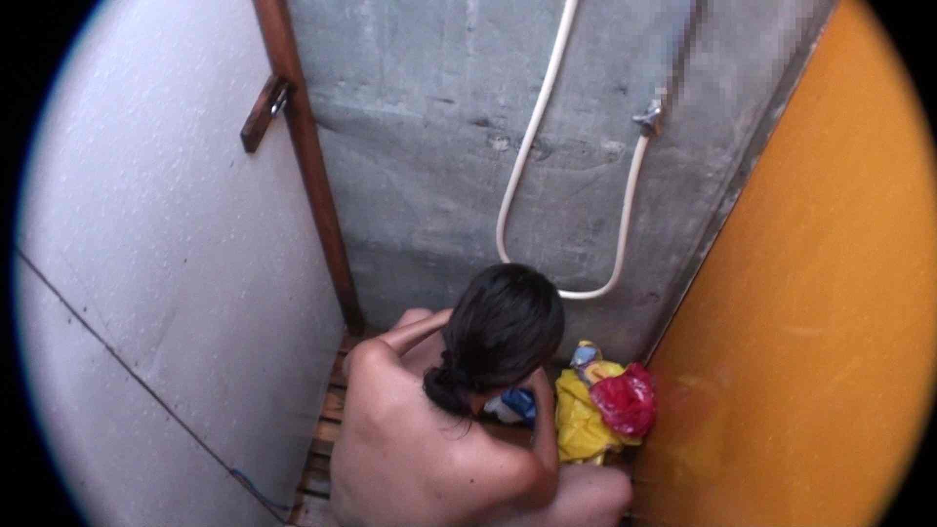 ハイビジョンシャワールームは超!!危険な香りVol.31 清楚なママのパンツはティーバック 脱衣所の着替え  103画像 87