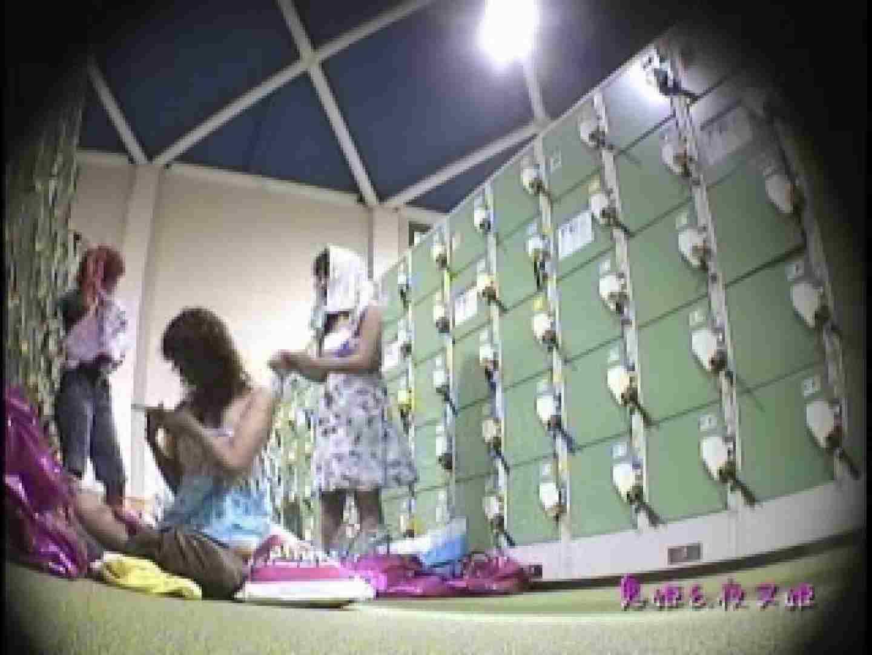 龍虎  鬼姫&夜叉姫 プール&温泉盗撮  制服フェチへ 盗撮動画紹介 88画像 47