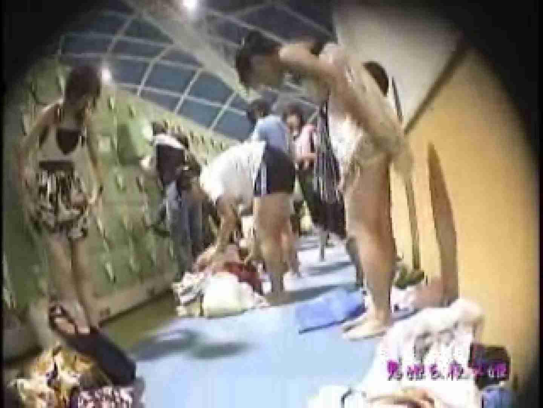 龍虎  鬼姫&夜叉姫 プール&温泉盗撮  脱衣所の着替え AV無料動画キャプチャ 88画像 55