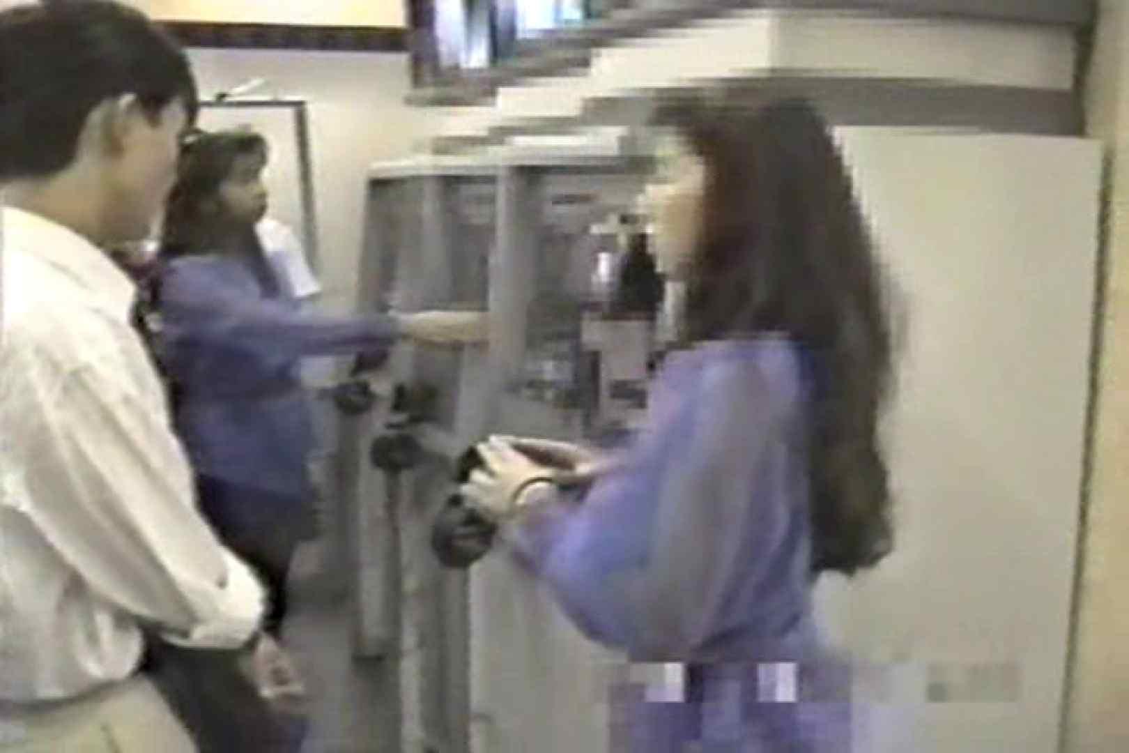 超・痴漢の眼「ユニフォーム現場検証」TNK-07 盗撮特集  101画像 12