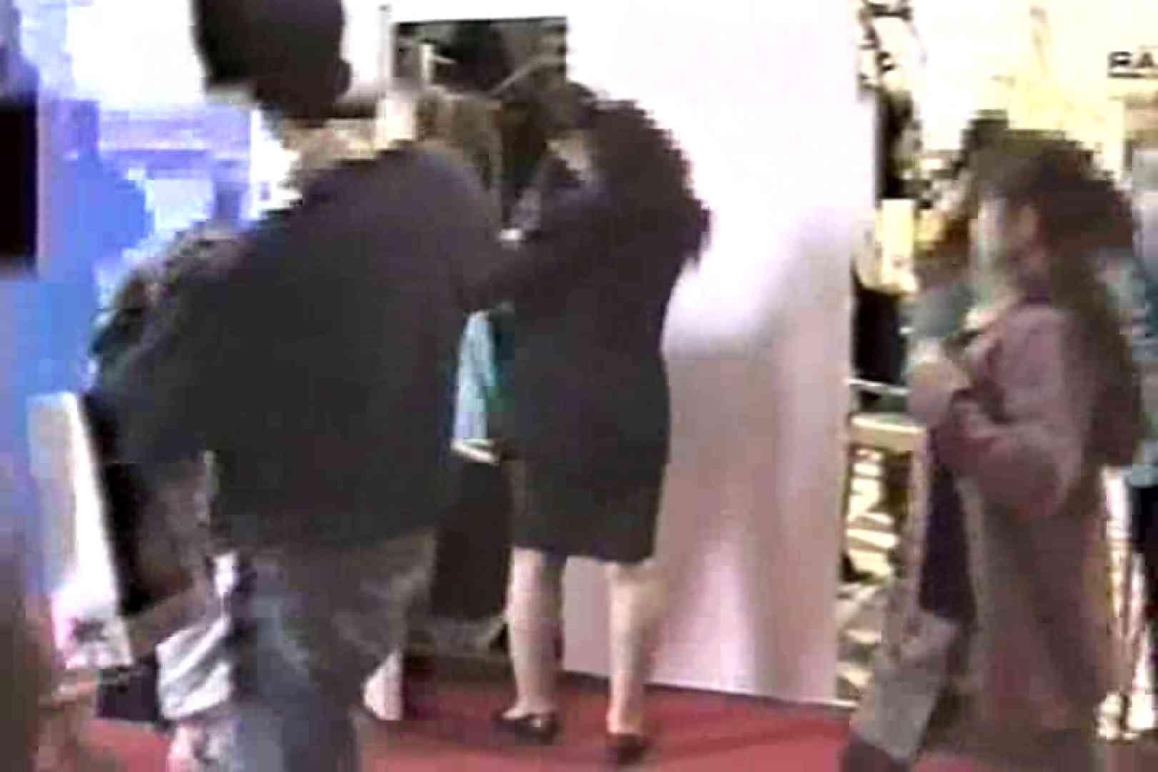 超・痴漢の眼「ユニフォーム現場検証」TNK-07 痴漢 盗み撮り動画 101画像 63