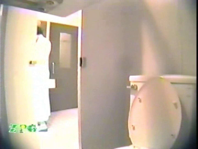 二点盗撮!カラオケBOX女子洗面所BOX-② 接写  99画像 35