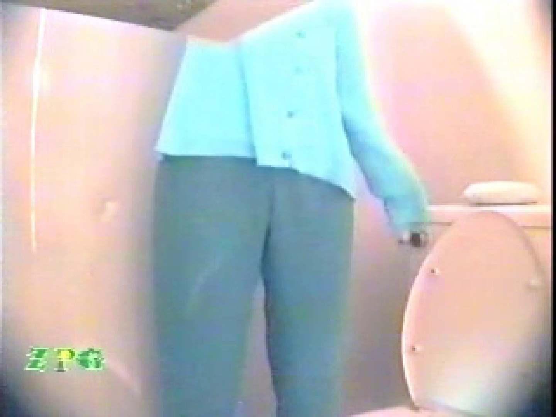 二点盗撮!カラオケBOX女子洗面所BOX-② 接写  99画像 85