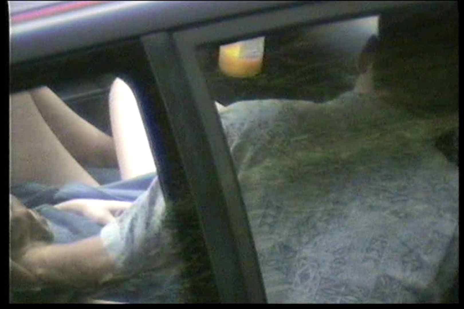 車の中はラブホテル 無修正版  Vol.12 車の中のカップル エロ画像 93画像 44