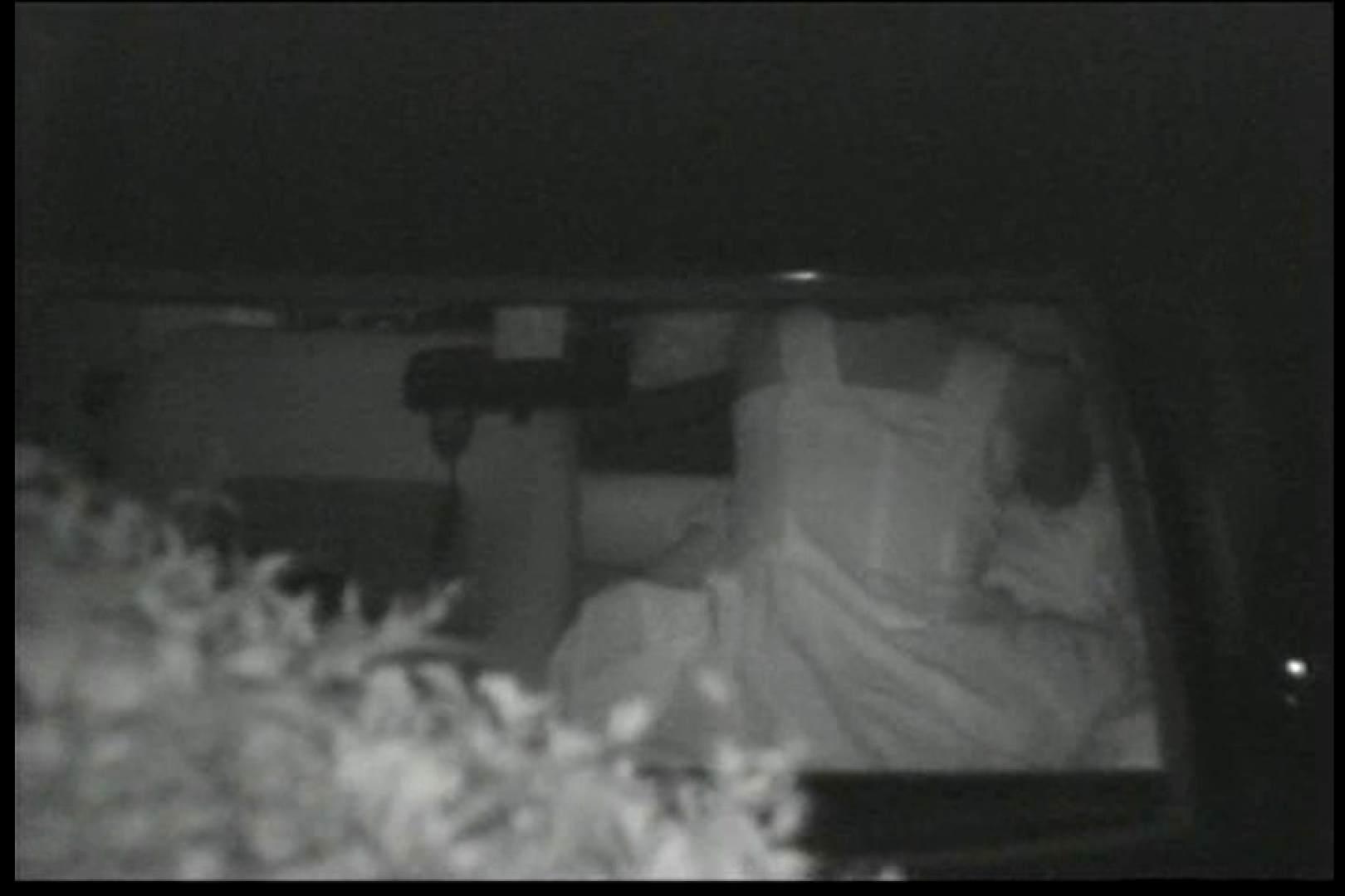 車の中はラブホテル 無修正版  Vol.12 車の中のカップル エロ画像 93画像 84