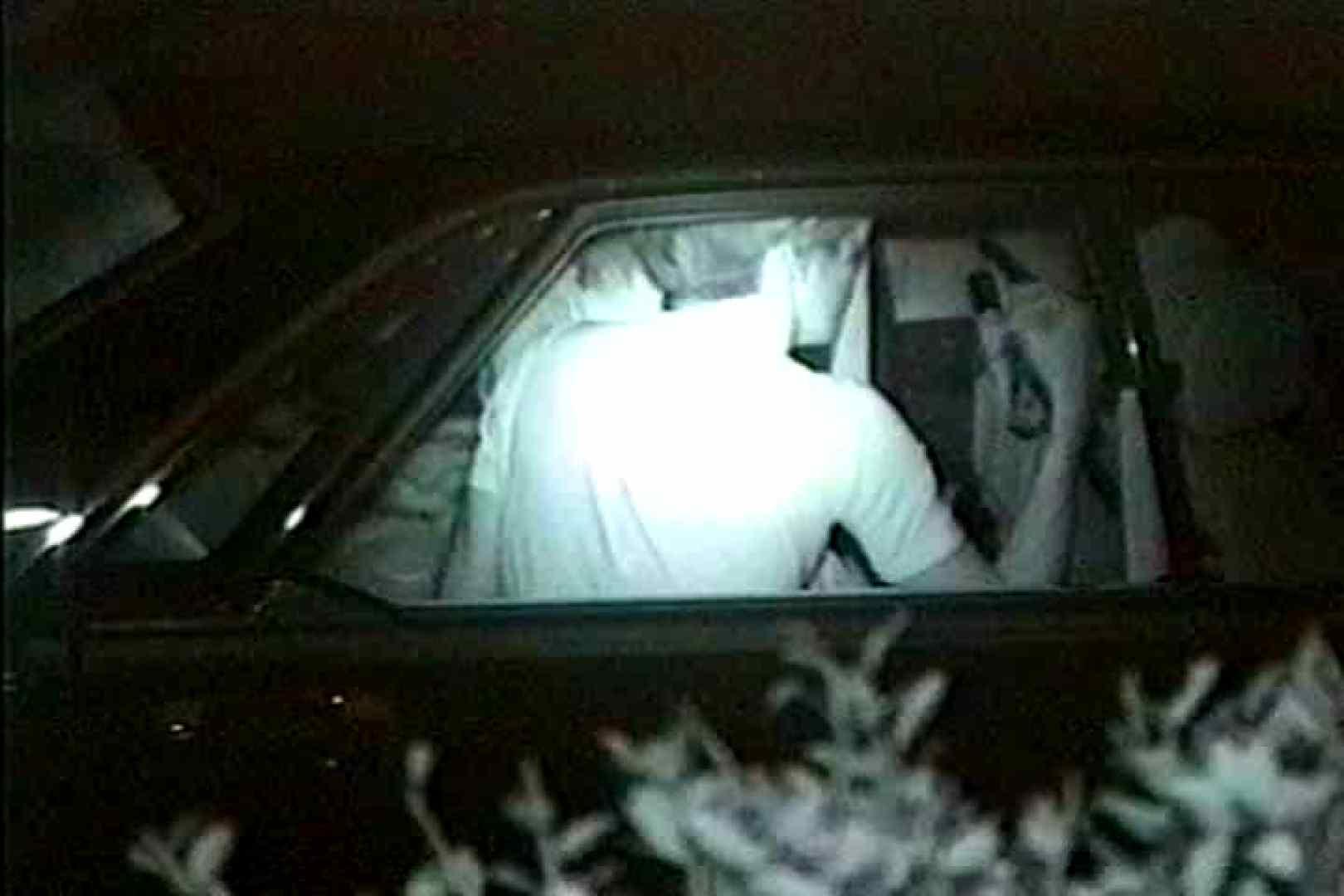 車の中はラブホテル 無修正版  Vol.6 エロティックなOL ワレメ無修正動画無料 89画像 42