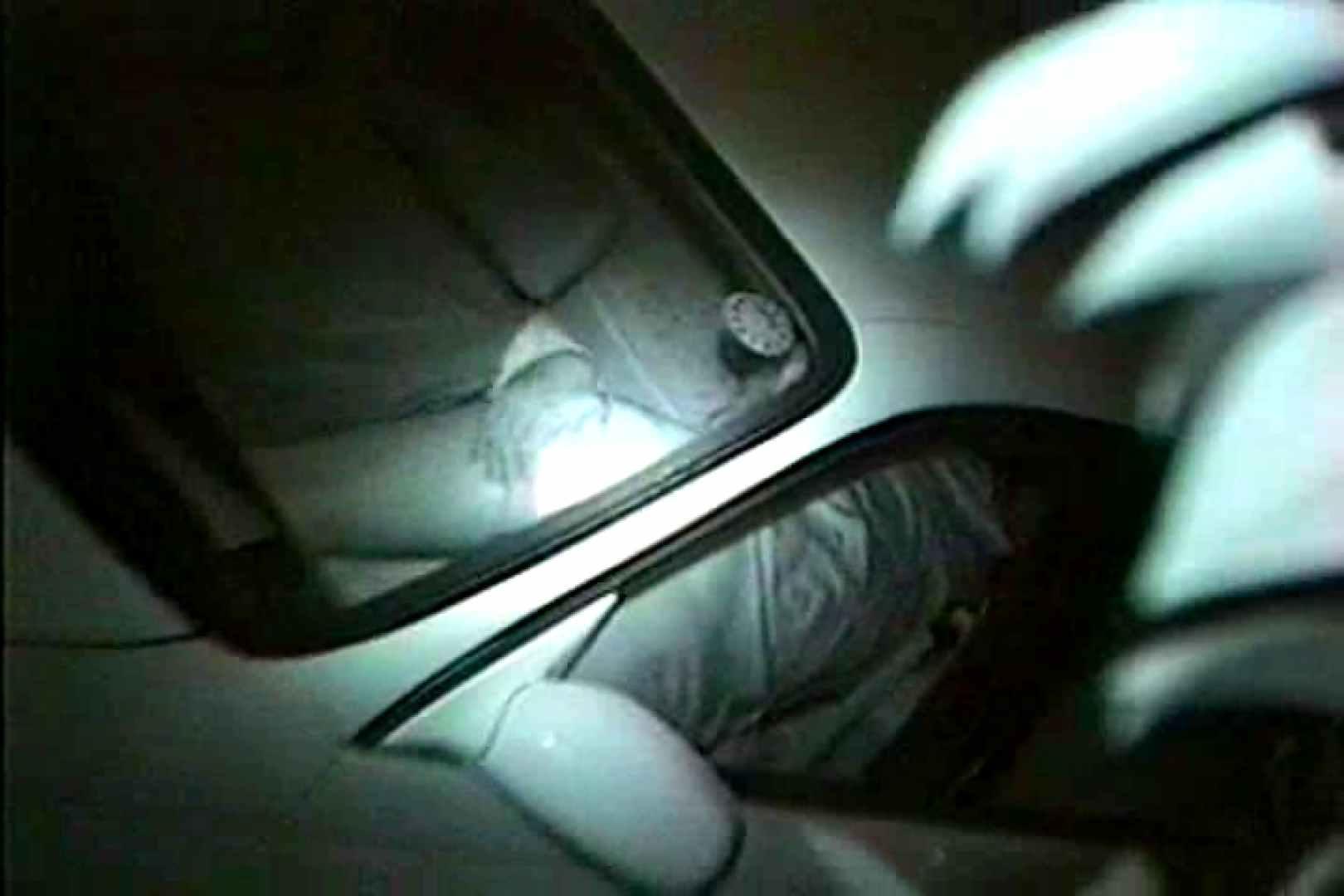 車の中はラブホテル 無修正版  Vol.6 エロティックなOL ワレメ無修正動画無料 89画像 66