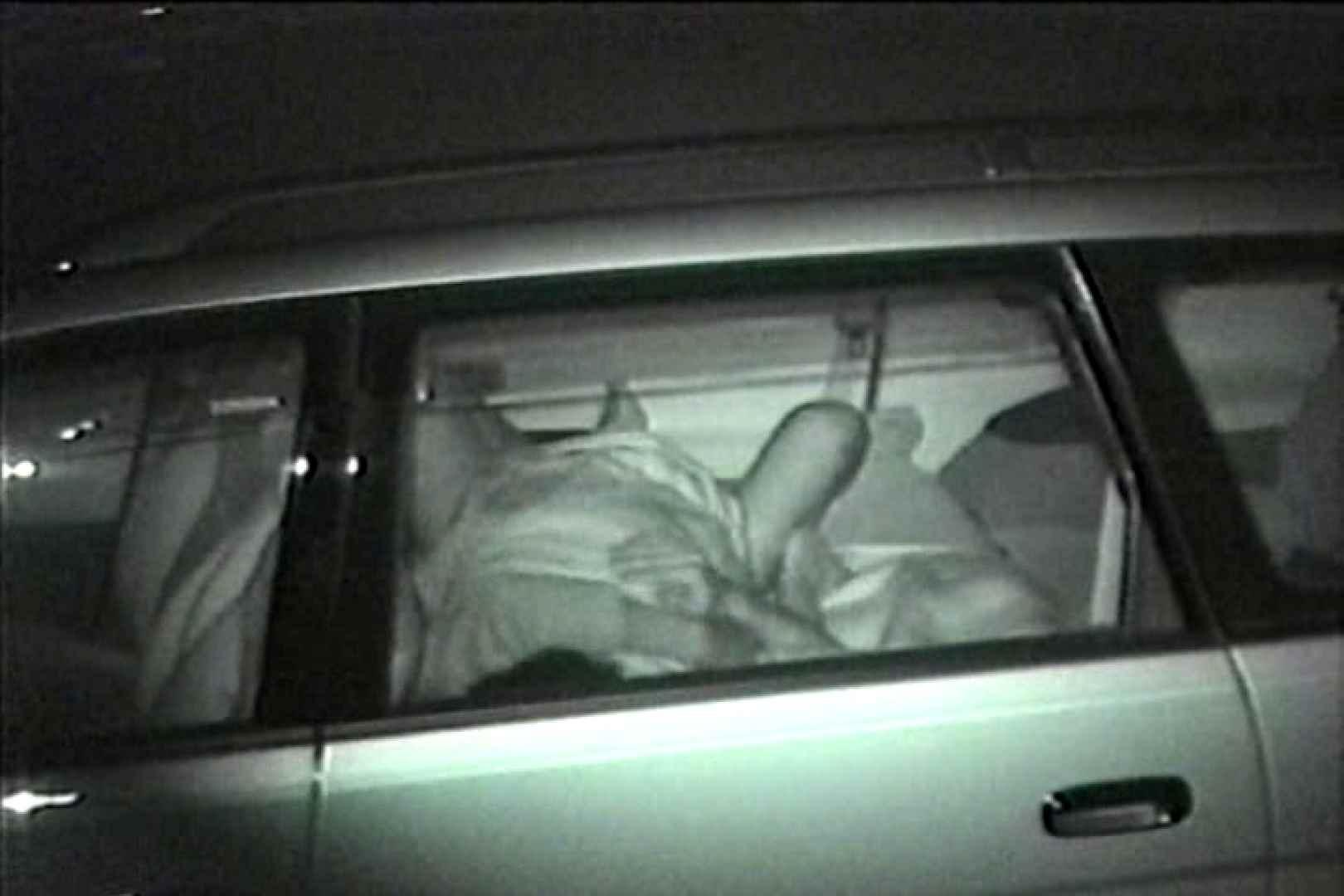 車の中はラブホテル 無修正版  Vol.7 カーセックス  59画像 40