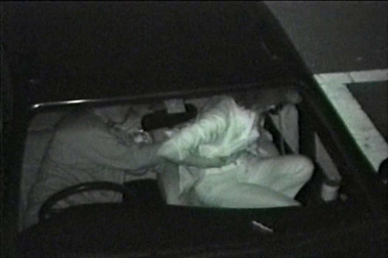 車の中はラブホテル 無修正版  Vol.7 車の中のカップル セックス無修正動画無料 59画像 44